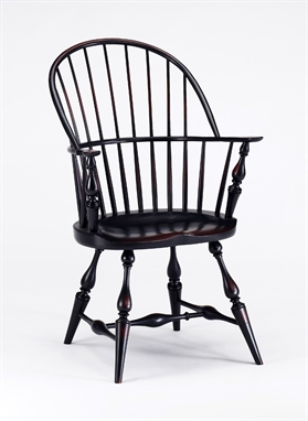 Exceptionnel Bowback Arm Chair